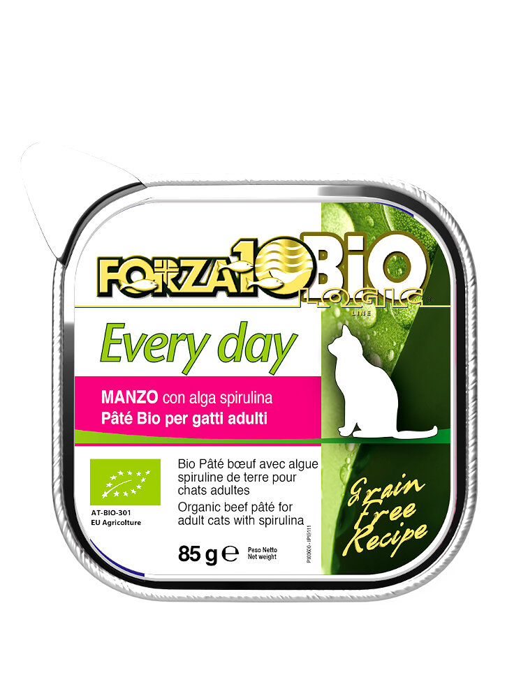 Forza10 Bio Every Day gatto gr 85