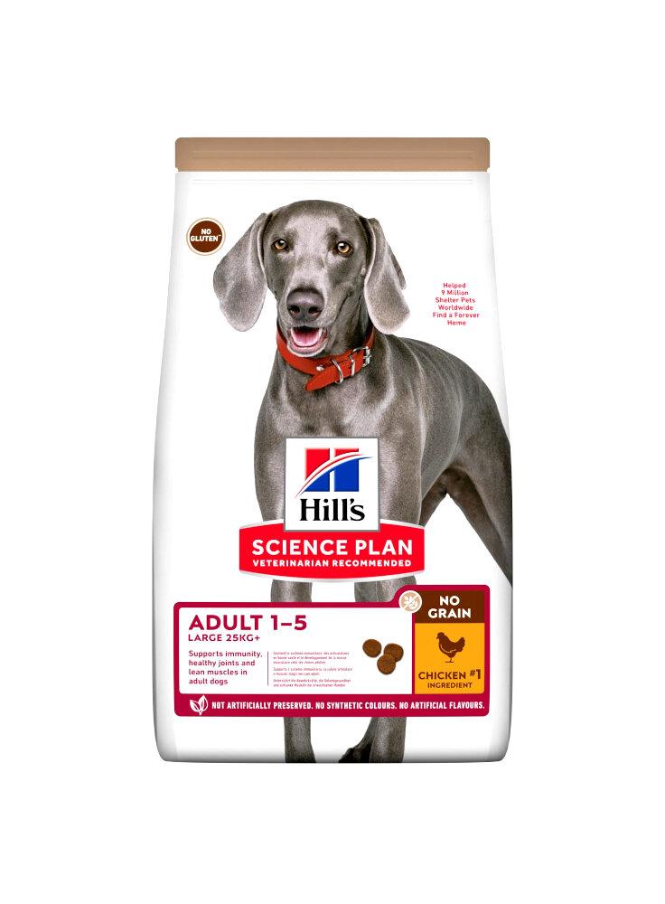 Hill's Cibo per cani adulto 1-5 anni pollo 14Kg