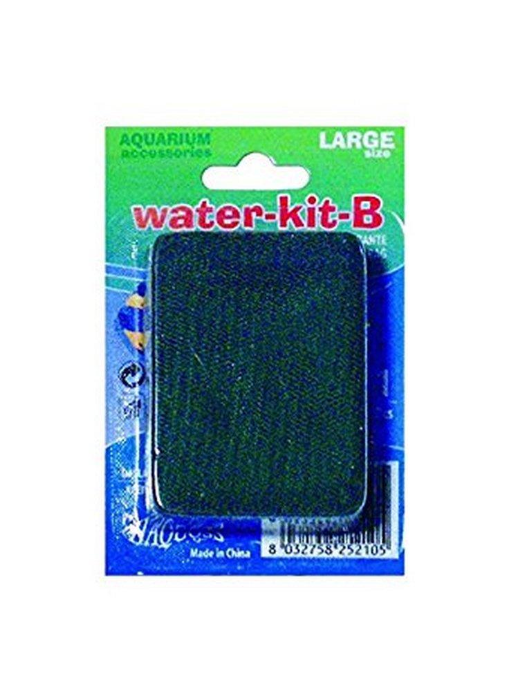 Kit acqua B-sacchetto per materiale filtrante large (6,5x5x2 cm)