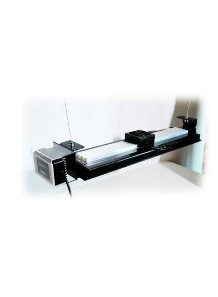 Plafoniere Per Acquari : Plafoniera a led per acquario acqua marina haquoss ledsystem con