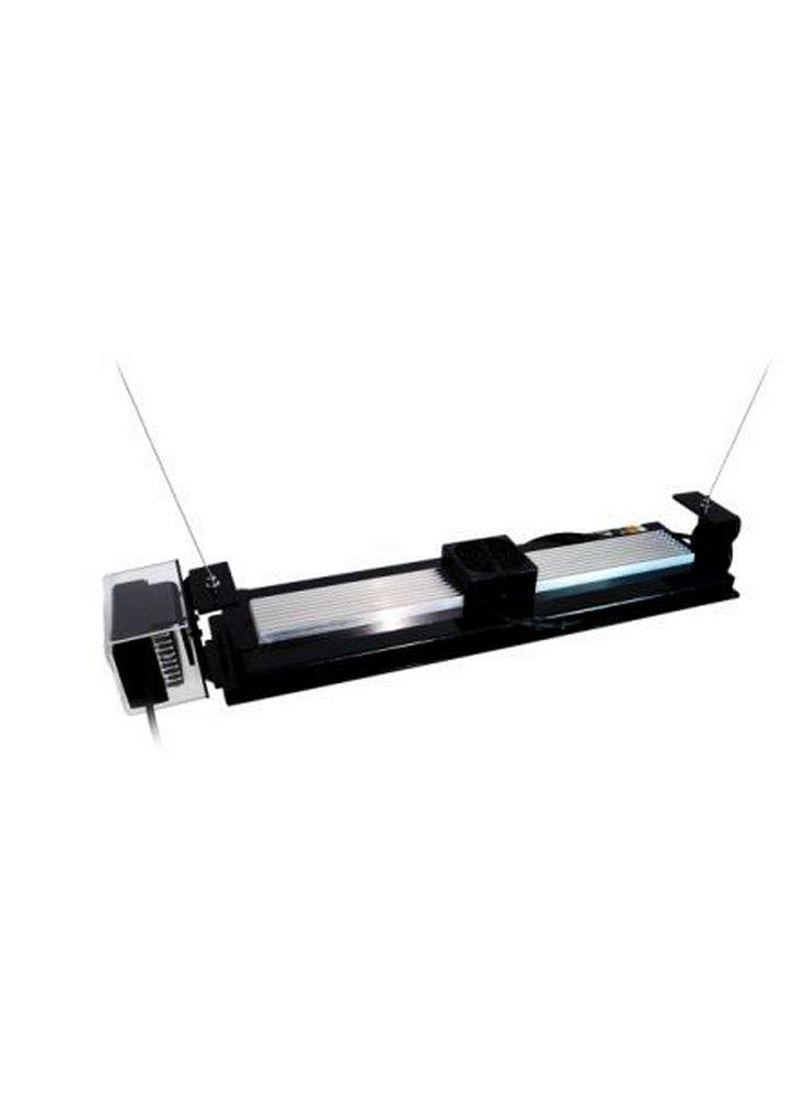 Plafoniere Led Per Acquario Marino : Plafoniera a led per acquario acqua marina haquoss ledsystem con