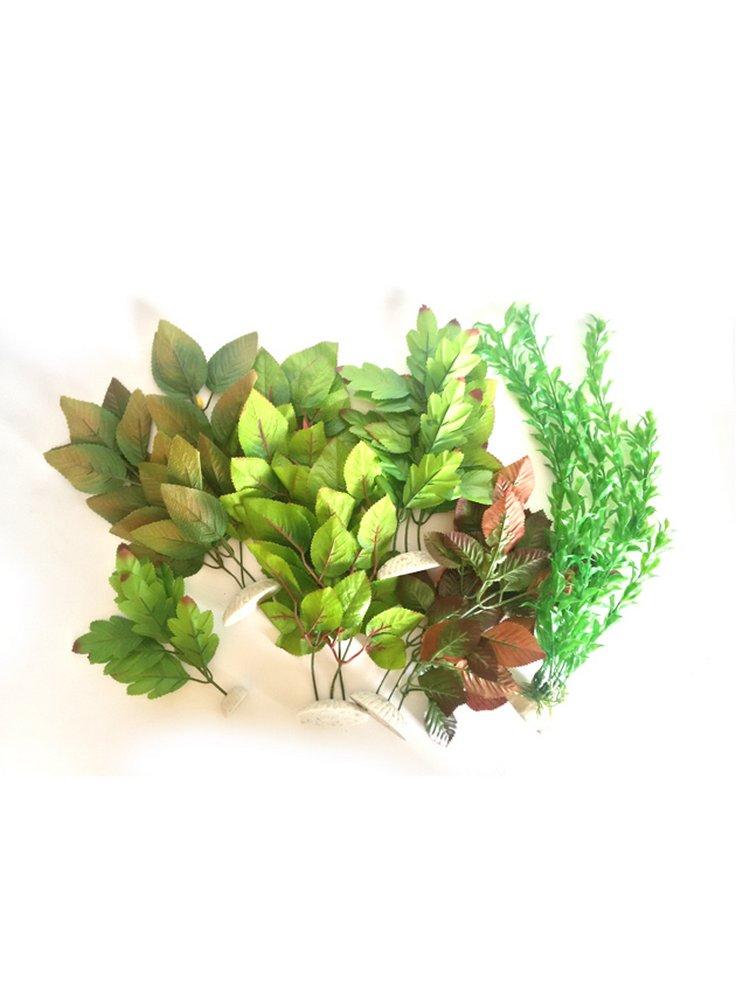 Assortimento 6 piante finte Assortite