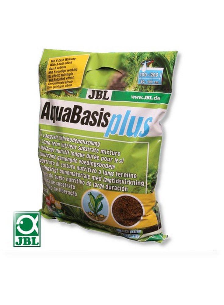 aquabasis plus sottofondo fertilizzato per allestimento acquari jbl