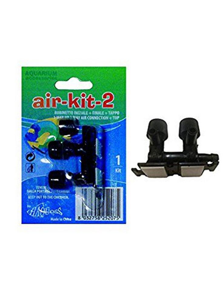 kit aria 2-rubinetti haquoss