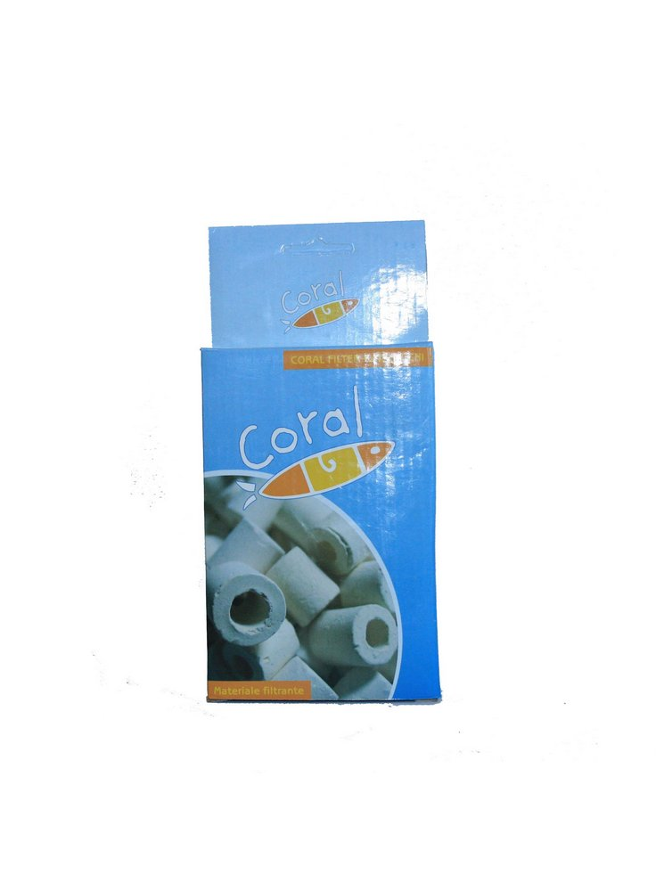Cannolicchi in ceramica Coral 500ml