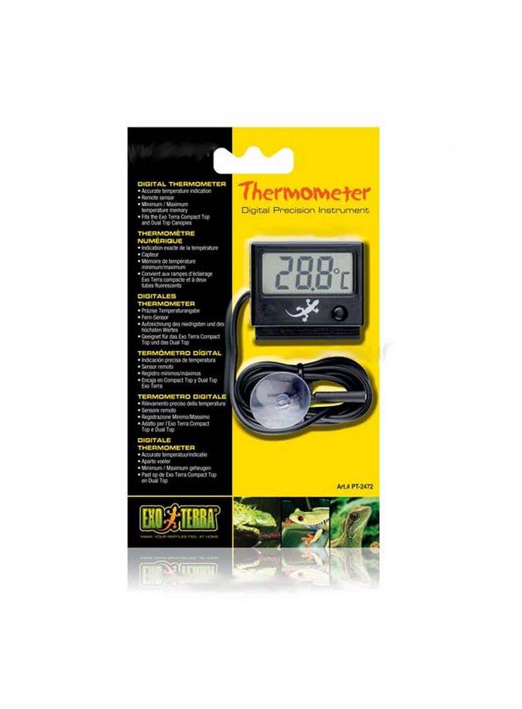 Termometro digitale per acquario thermo meter for Termometro per acquario tartarughe