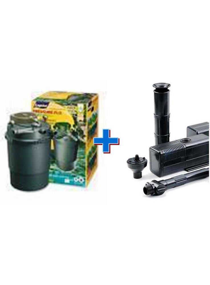 filtro laghetto sterilizzatore pf 3000 pompa askoll