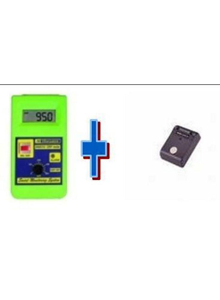 Misuratore e regolatore redox sms510+ozonizzatore morezon10