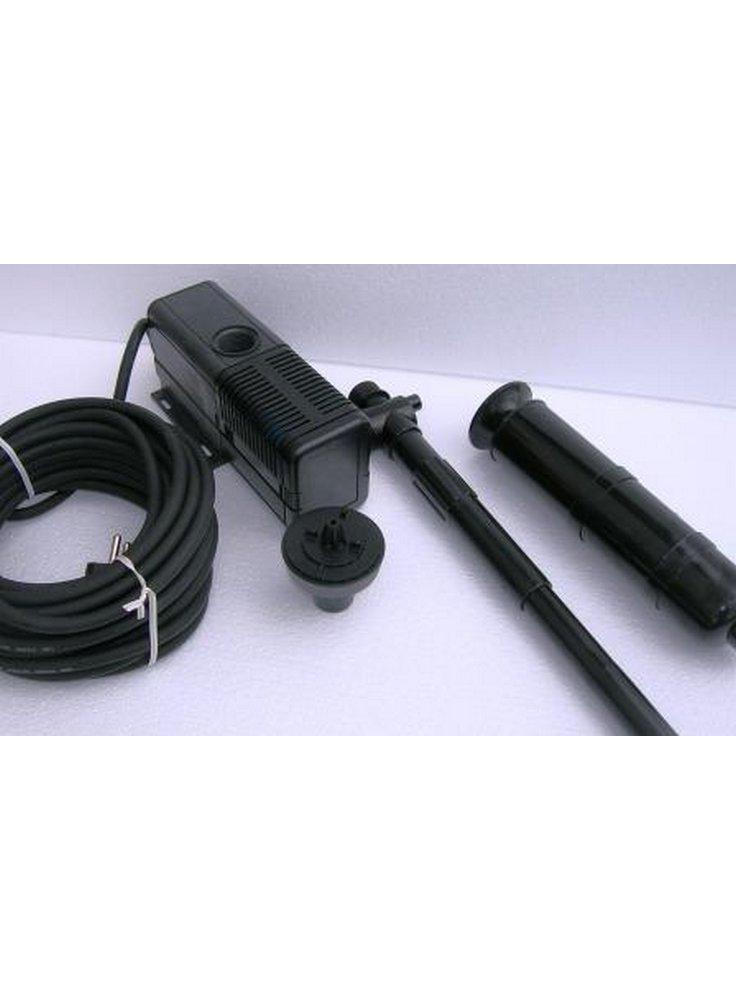 Laghetto termoformato verdemax lt 150 con pompa filtro for Pompa x laghetto con filtro