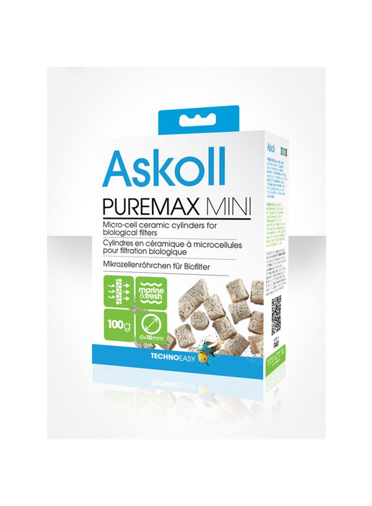 Cannolicchi Pure Max Mini 100 gr