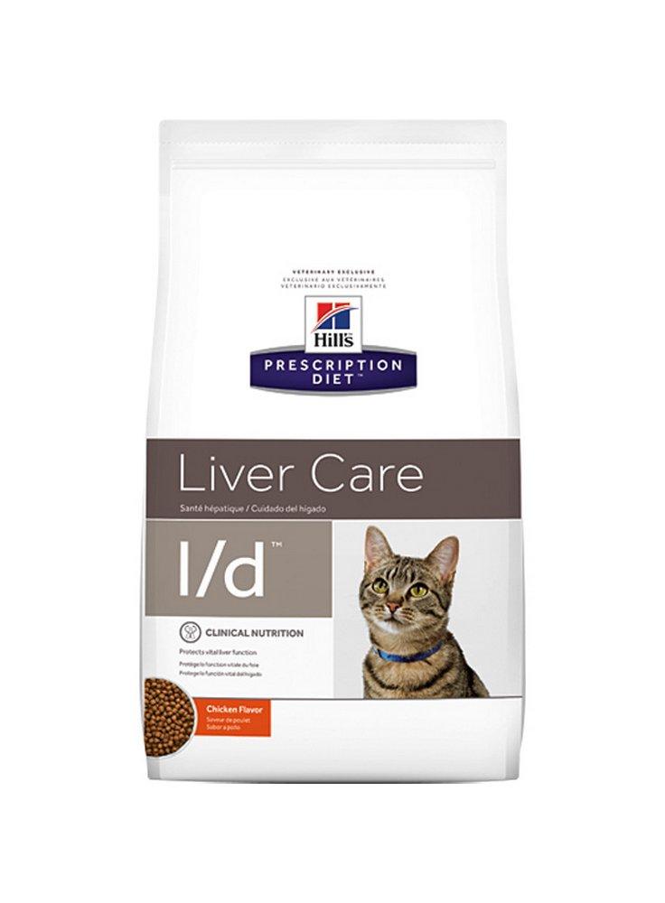 Hill's feline L/D 1,5 kg
