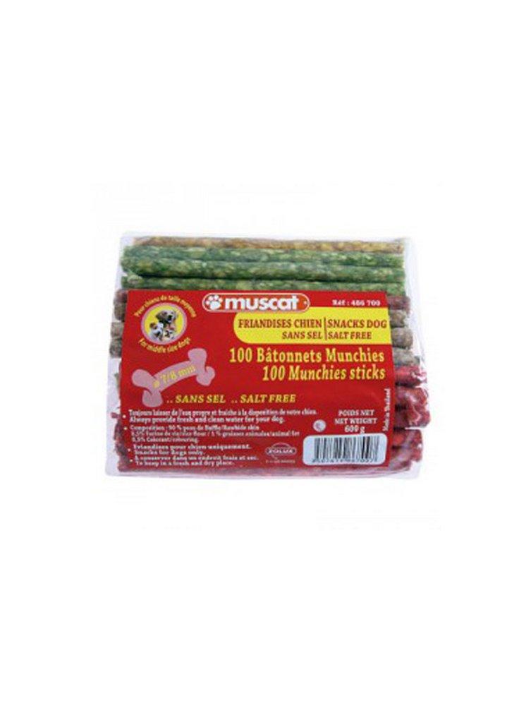 Bastoncini munchy stick pz100