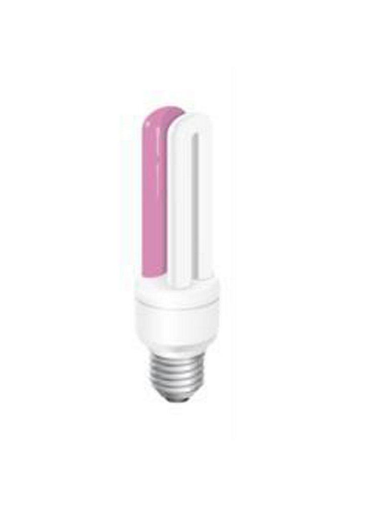 Lampada energy saving BIANCA/ROSA 12.000k/25.000k attacco E27