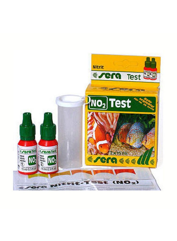Sera Test a Reagente NO2 (Nitriti)