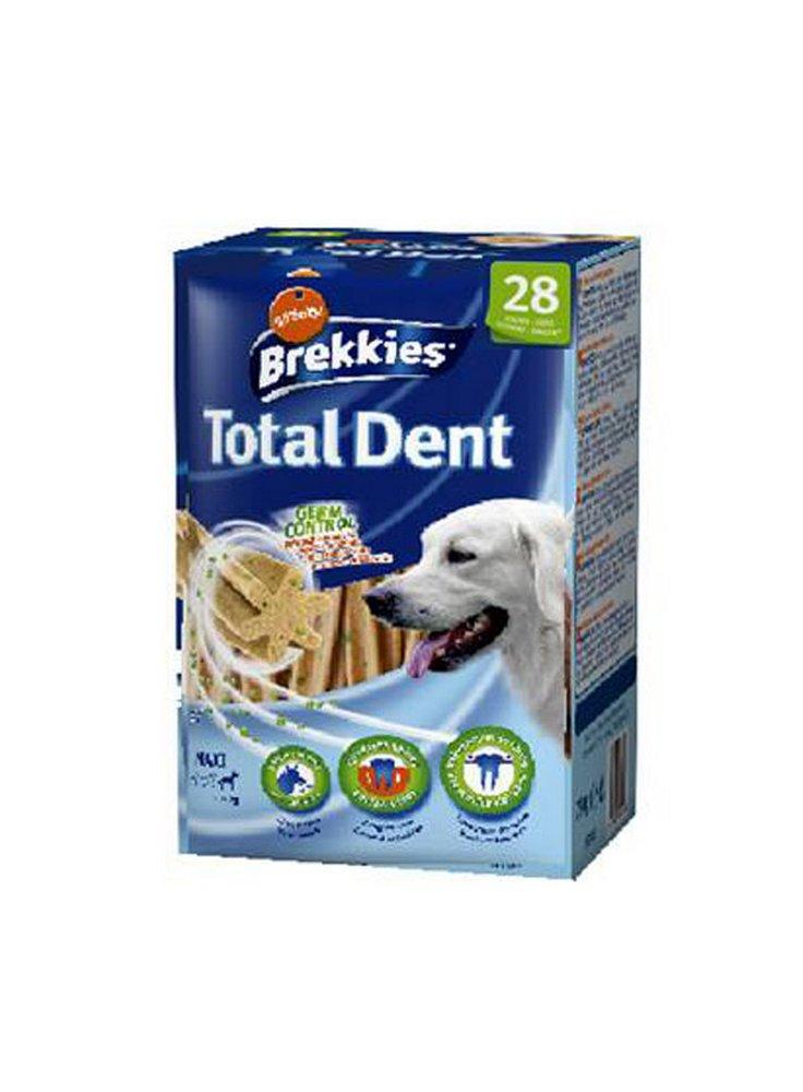 Brekkies dog snack total dent maxi multipack 1080 Gr
