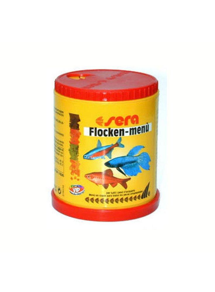 Sera Flocken Menu in fiocchi 4 gusti 150ml