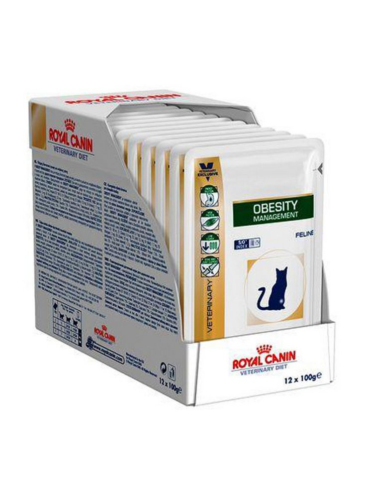 Obesity management gatto Royal Canin 12x1.2 gr
