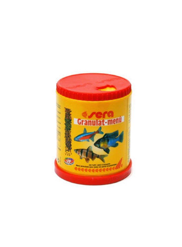 Sera Granulat menù in granuli 4 gusti 150 ml