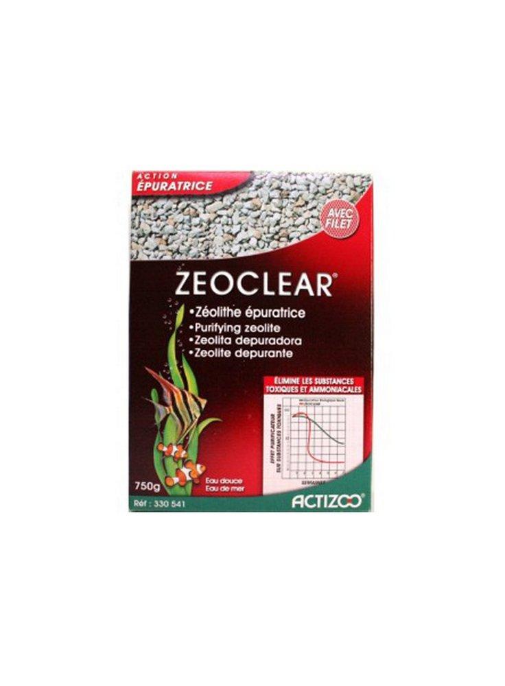 Zeolite per marino e dolce zolux zeoclear 750gr