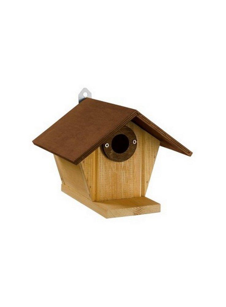 Preferenza NATURA N3 Casetta Nido da esterno per uccelli selvatici Ferplast BR78