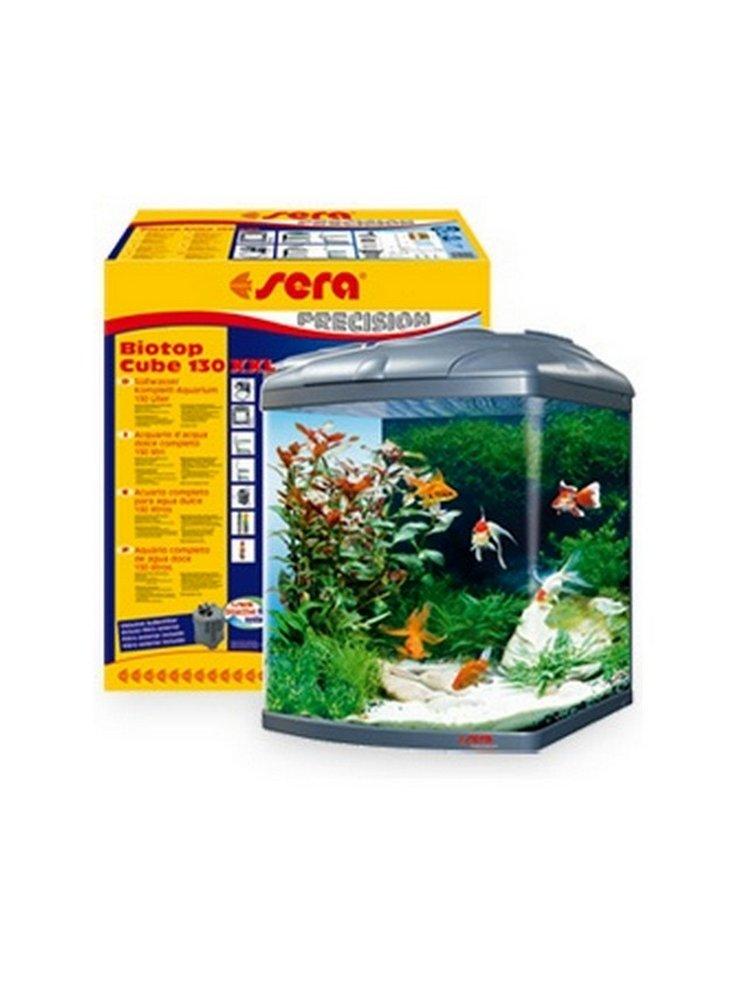 Acquario dolce biotop 130 litri sera for Acquario 100 litri prezzo