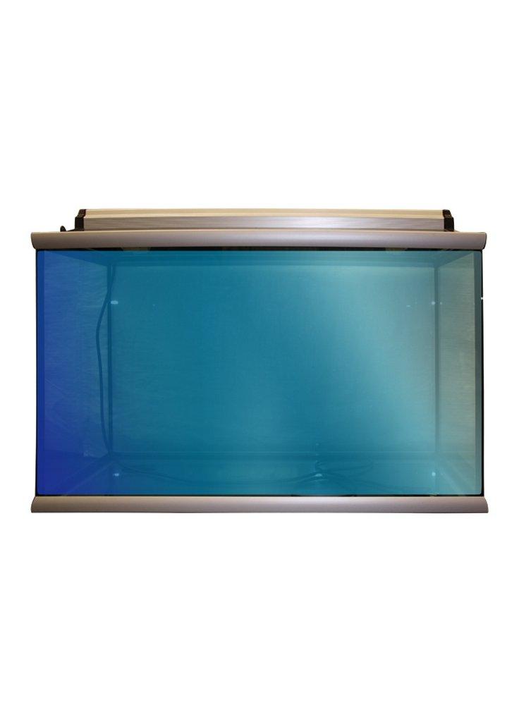 Acquario marino completo di plafoniera,neon t5 e filtro interno (80x37x51h cm) VIT2