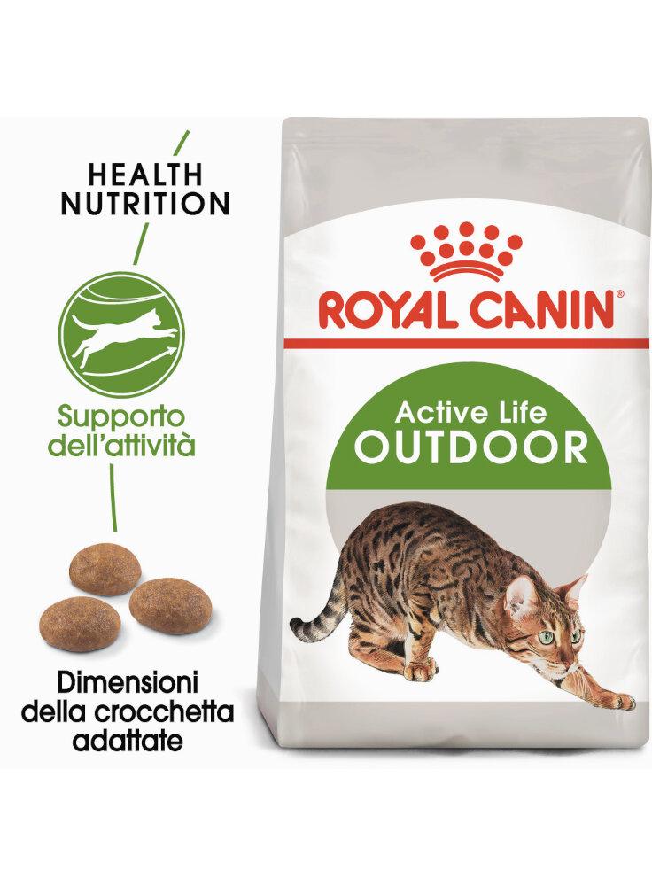 Active Life Outdoor gatto Royal Canin