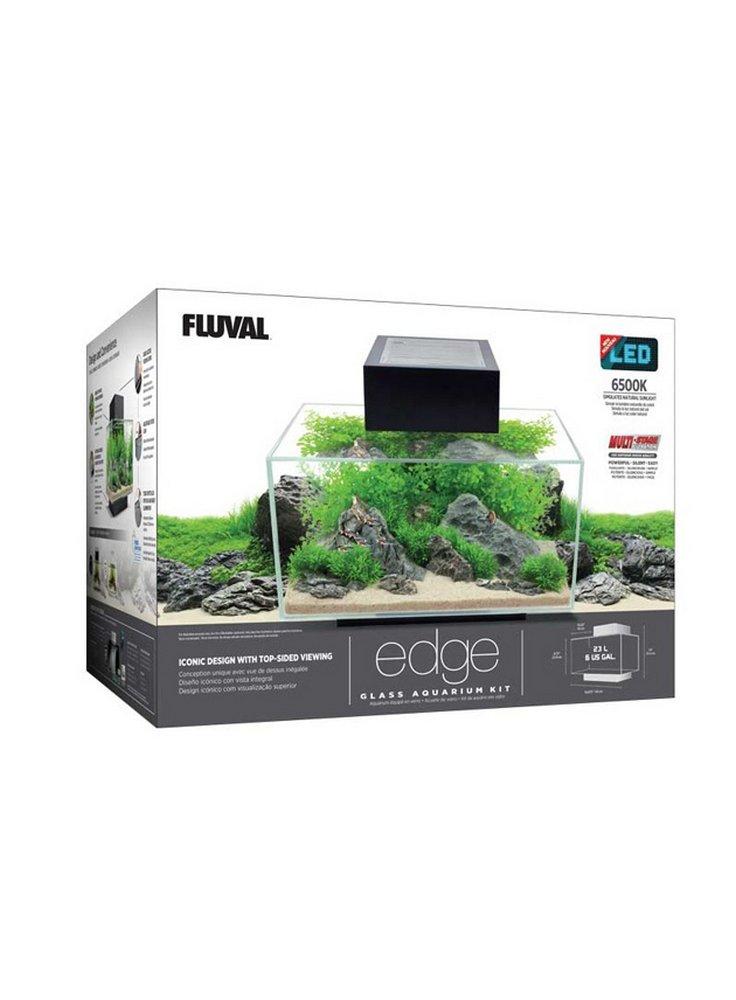 Nuovo acquario design askoll edge 2.0 23 litri luci a led