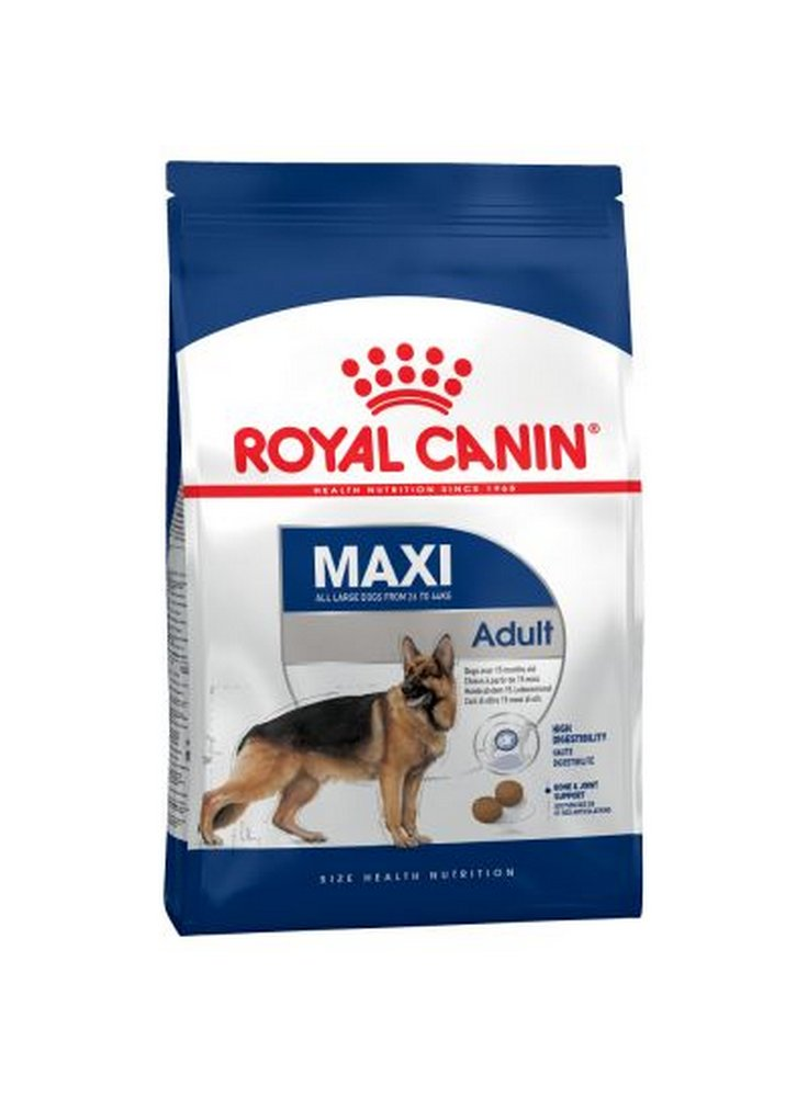 Maxi Adult cane Royal Canin 15 kg