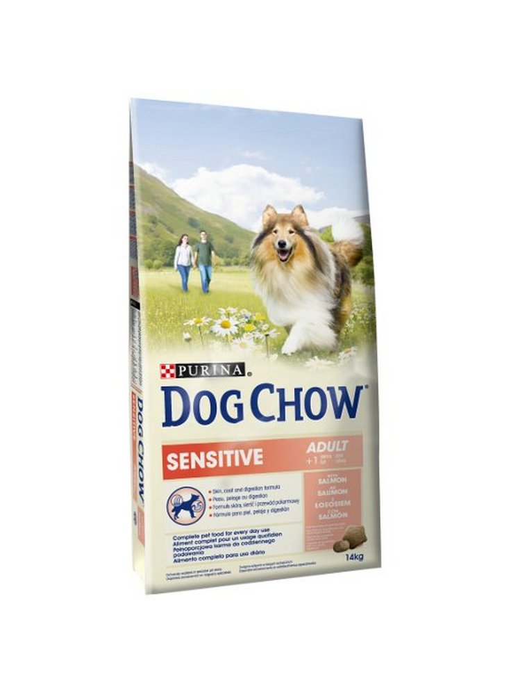 Purina Tonus Cane Sensitive Dog Chow al Pesce