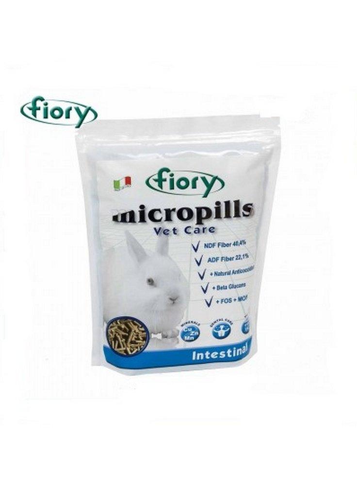 Fiory mangime per conigli nani intestinal 850 Gr
