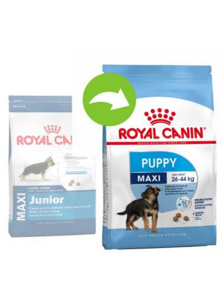Maxi Puppy cane Royal Canin 15 kg