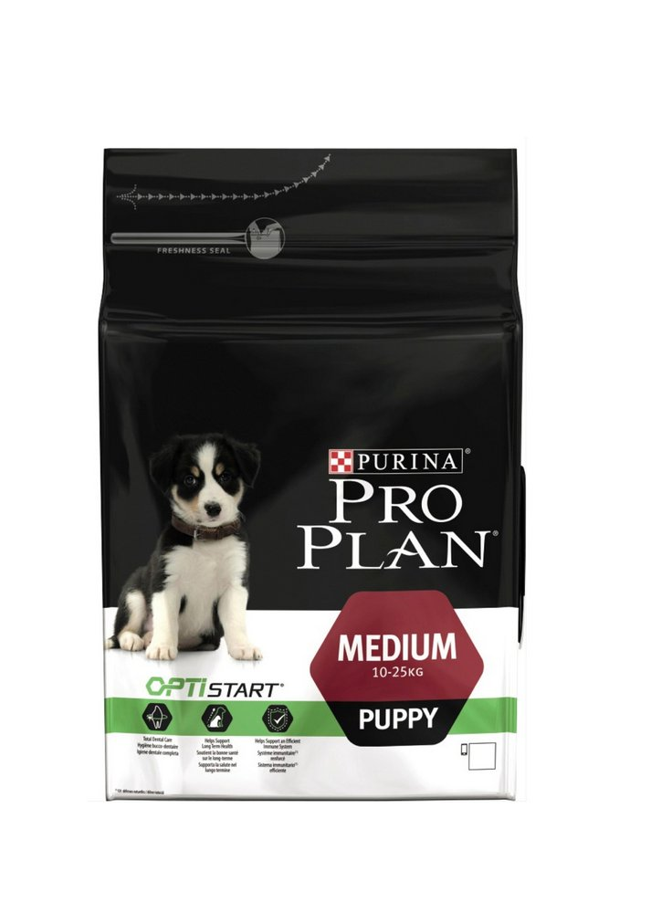 Purina Pro Plan Medium Puppy Optistart Pollo e riso