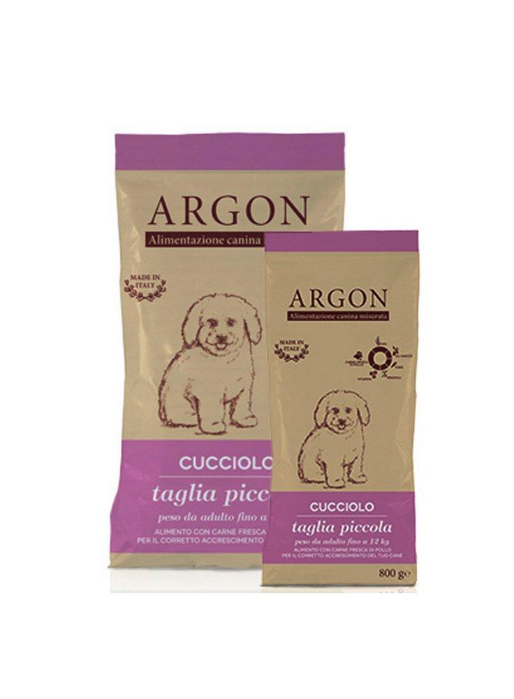 Argon mangime per cuccioli di taglia piccola kg 3