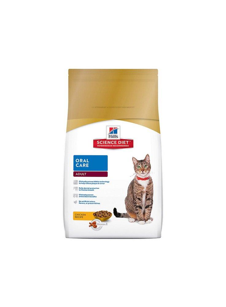 Hill's feline Oral care adult 250 Gr