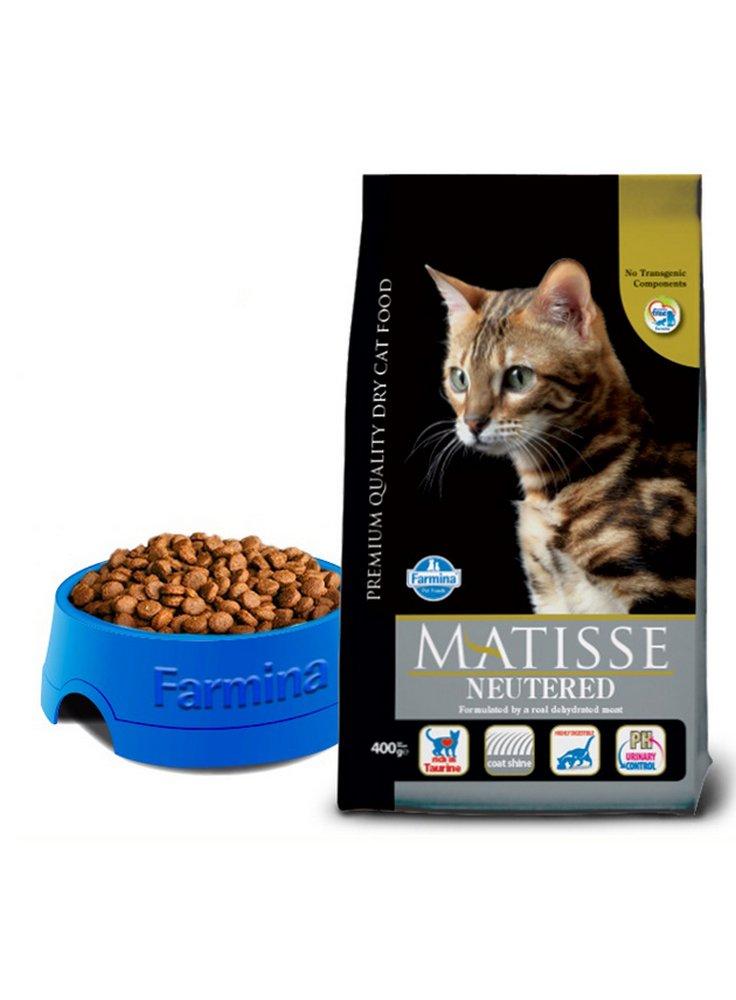 Farmina Matisse Neutered gatto sterilizzato pollo 10Kg