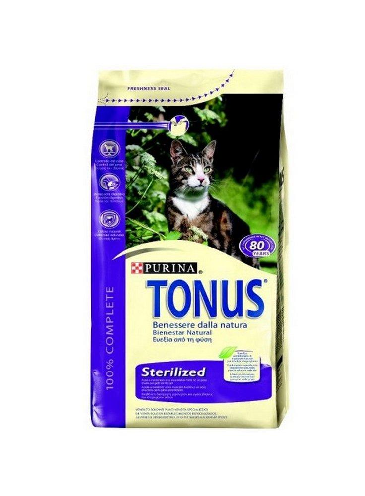 Purina tonus gatto crocchetta 3 in 1 kg 1,5