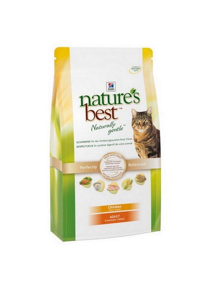 Hill's feline mangime alimento per gatti Nature best adult con tonno 300 gr