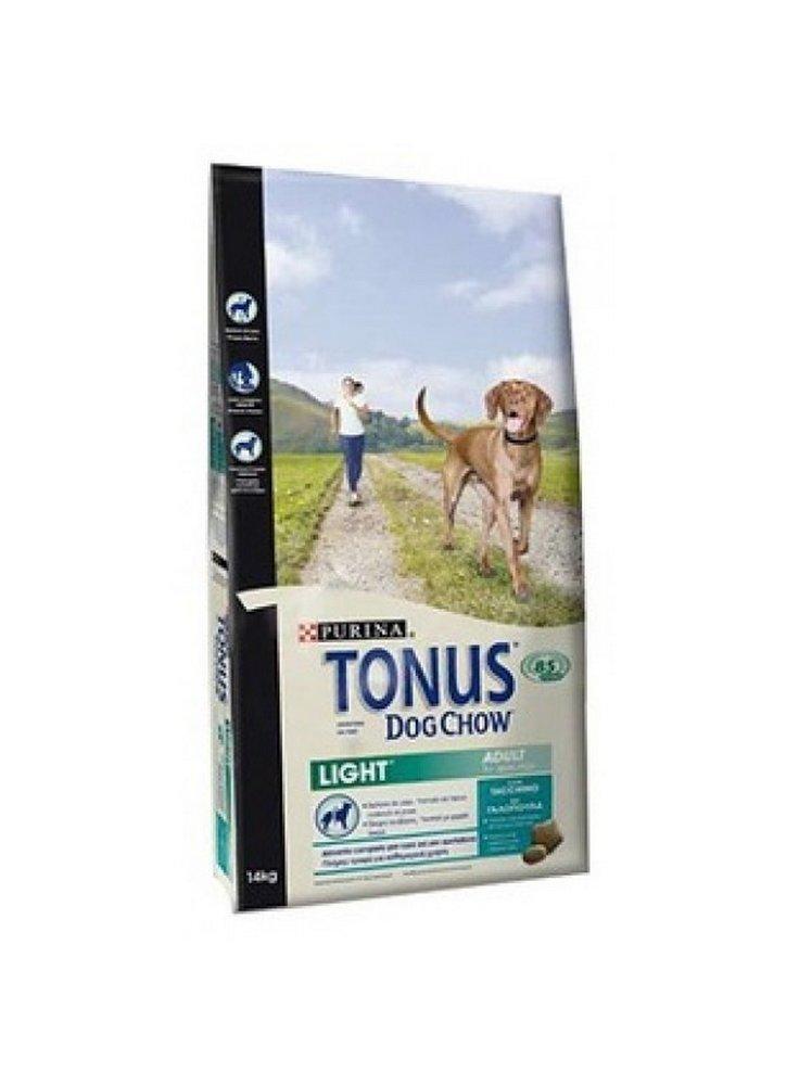 Cibo per Cani Tonus dog chow light al Tacchino