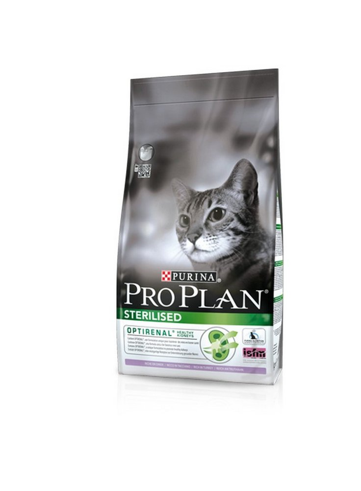 Purina Pro Plan Sterilised Tacchino 10 kg