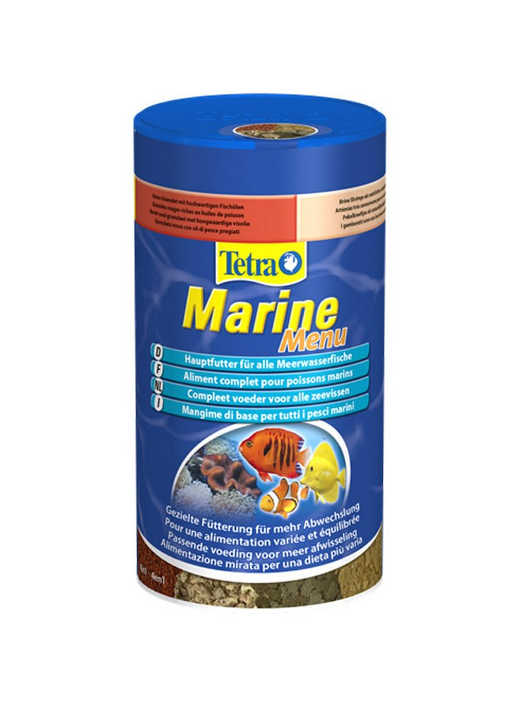 Tetra marine menu' 250 ml