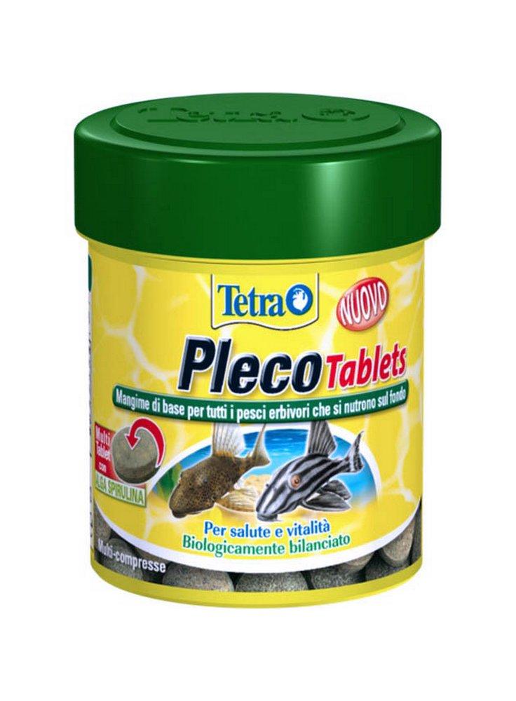 Tetra Pleco Tablets mangime pesci da fondo