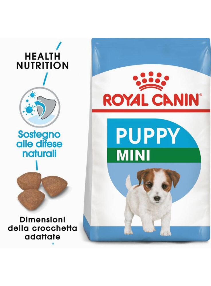 Mini Puppy cane Royal Canin