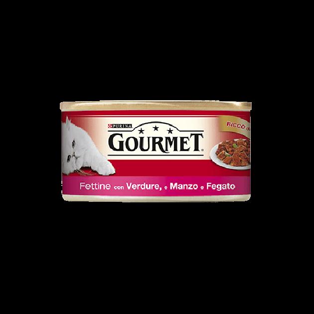 Purina Gourmet 195gr promozione gusti assortiti vicino alla scadenza