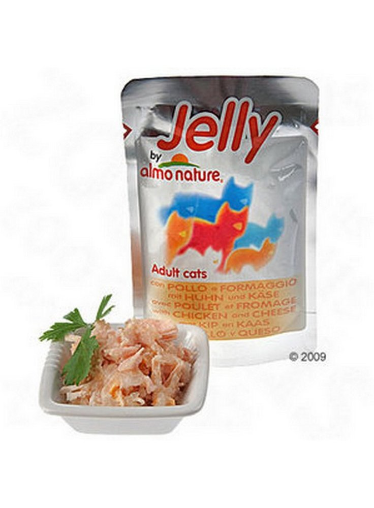 JELLY 8x70GR GATTO
