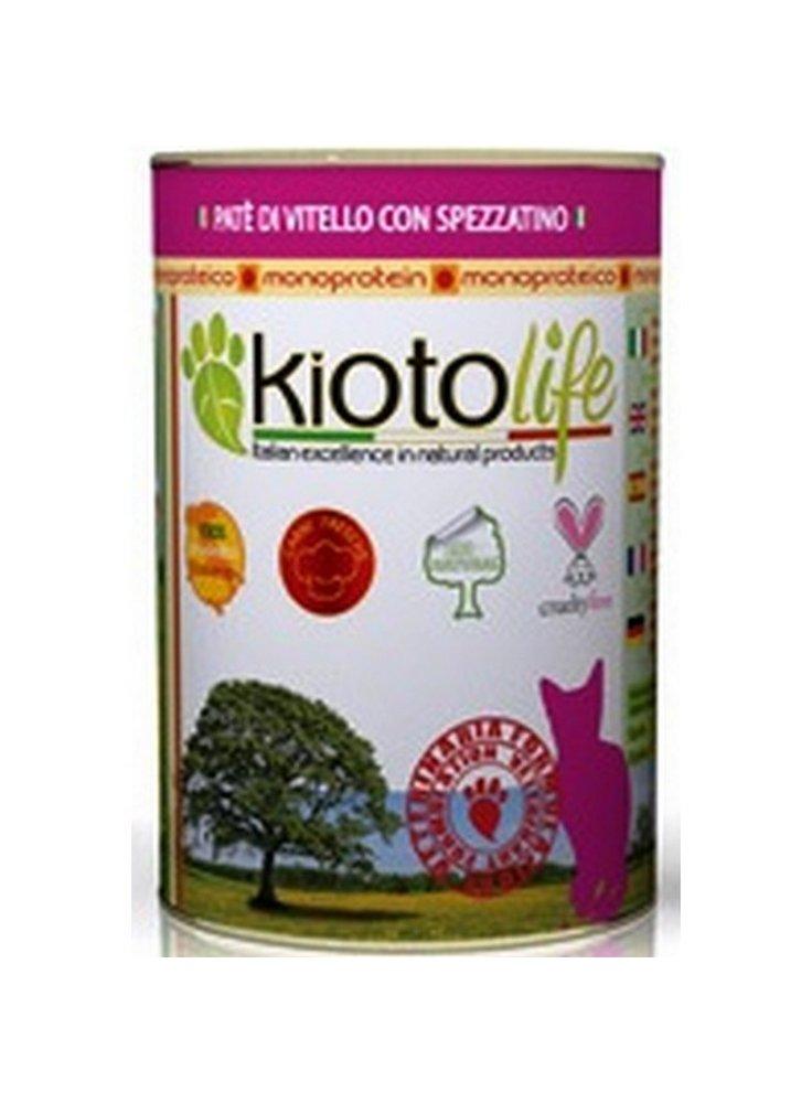 Kioto life gatto patè monoproteico gr 400