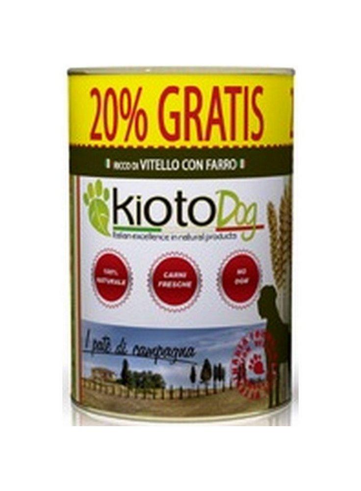 Kiotodog Paté Cane Di Campagna Gr 400 Proma Animal Nutrition
