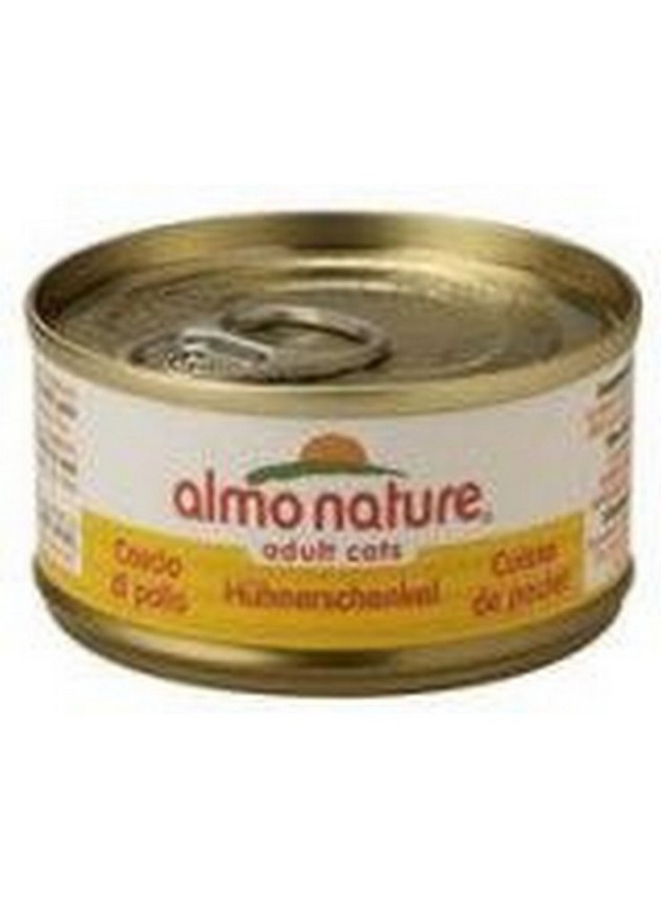 ALMO NATURE 70GR gatto Filetto di pollo