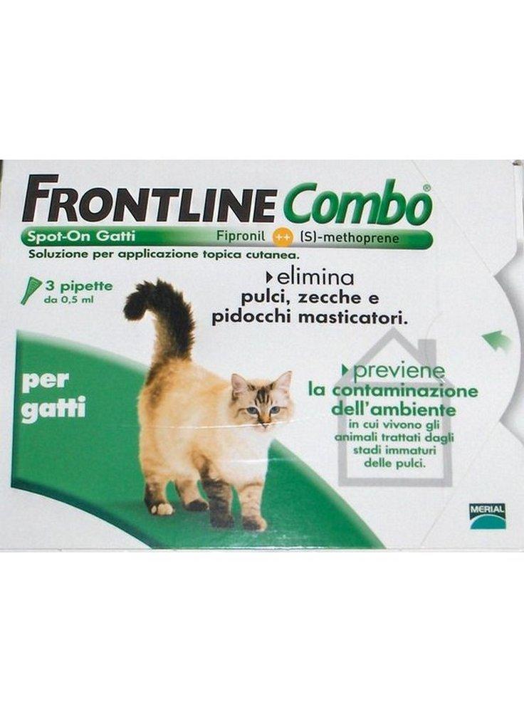 Antiparassitario per gatti Frontline combo Gatto