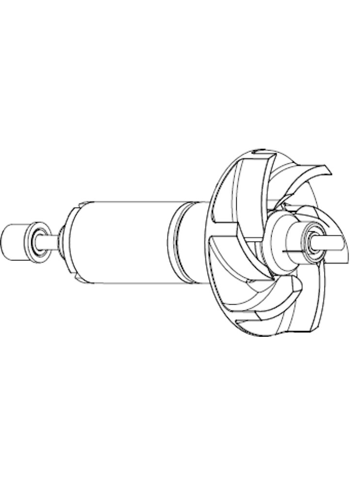 aqua-3-6000-rotore-alberino-in-ceramica-gommini